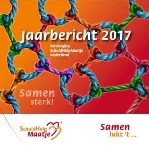 omslag Jaarbericht 2017